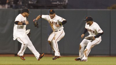 Giants Off-Season 'Flexibility' on Melky, Pence
