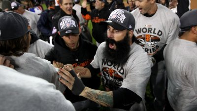 Giants in 'Wait and See' Mode on Brian Wilson
