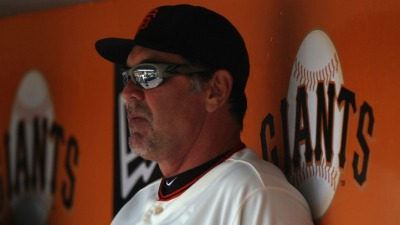 Bochy MLB Taiwan All Star Coach