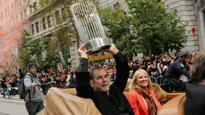 Bochy OK With Manager of the Year Snub