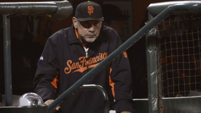 Bochy Resting Giants for Playoffs