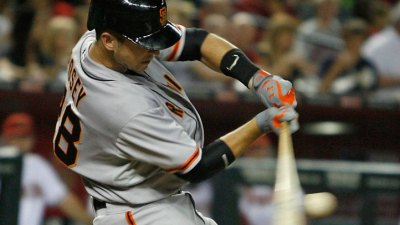 Posey Takes Batting Title Lead, McCutchen Hurt