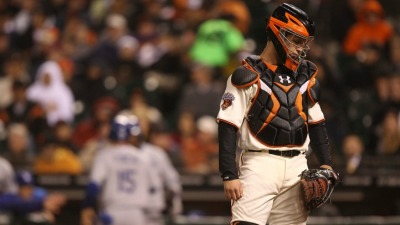 Giants Concerned About Posey Getting Beat Up