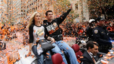 Buster Posey Wins MVP