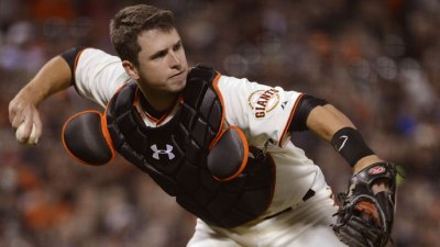 "Posey Wins ""Willie Mac"" Award"