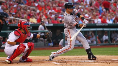 Buster Puts Himself in MVP Race