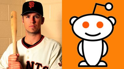 Buster Posey Holding Reddit AMA Chat