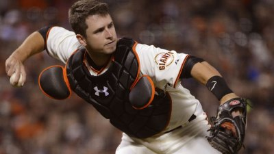 Buster to Catch 'As Much as Possible'