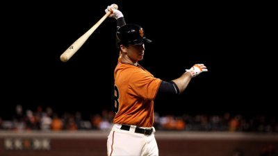 Buster Posey Looking 'Worn Down'
