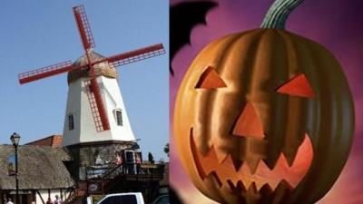Soak Up That Sweet Solvang Spookiness