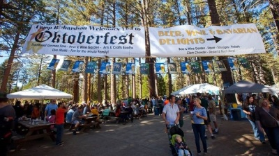 Oktoberfest at Camp Richardson