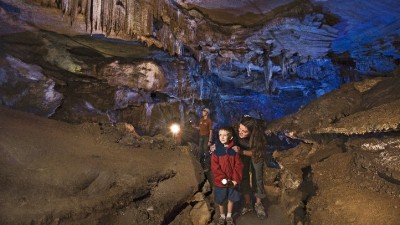 Happy Birthday, Crystal Cave