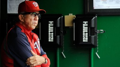 Nats Johnson: Phillies Firesale 'Fun to Watch'