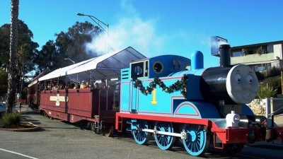 Holiday Out with Thomas