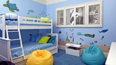 The Blue Octopus Family Suite