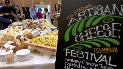 Cheese, Cheese, Cheese: A Grand Tasting