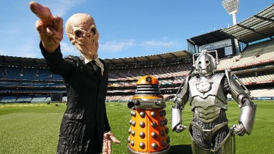LA Doctor Who Con