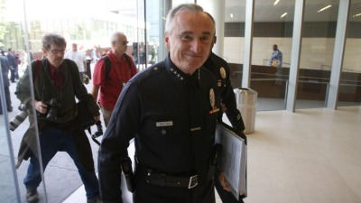 Dodgers Hire Ex-LAPD Chief for Security Consult