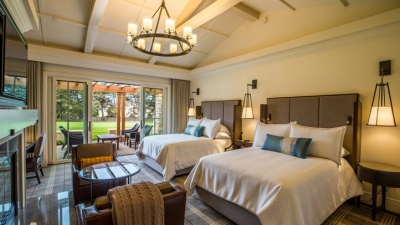 New at Pebble Beach: Fairway Cottage at The Lodge