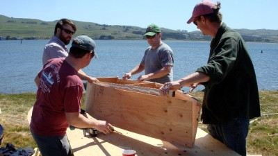Bodega Bay Challenge: Build a Boat on the Spot