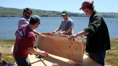 Bodega Bay Wooden Boat Challenge