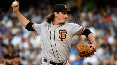 Mistake Costs Samardzija, Giants Lose in LA