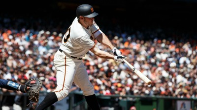 Melancon Blows Saves, Giants Fall to Padres in 12