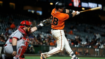Giants Walk-Off on Reds in 17th Inning on Posey's Solo Shot