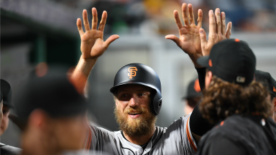 Offense Leads Giants to Fourth-Straight Win