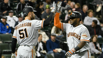 Sandoval Goes Deep, Giants Steamroll White Sox