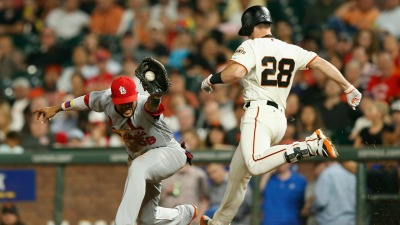 Five Takeaways From Giants' Loss to Cardinals