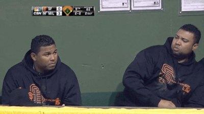 The Giants Bullpen Stinks (Literally)