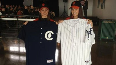 Giants, Cubs to Wear 1912 Throwbacks