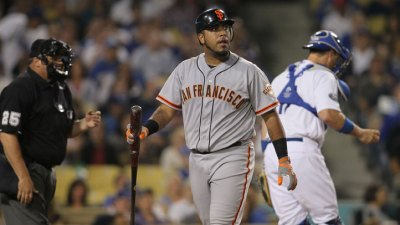 Giants Have Window in NL West Right Now