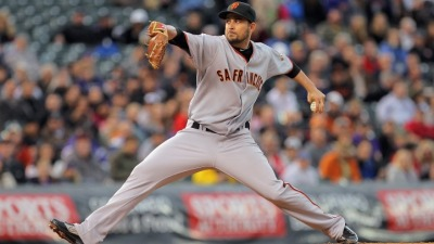 Giants Trade Jonathan Sanchez