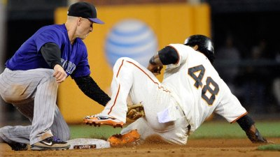 Giants Plan 'More Baserunning' in 2012