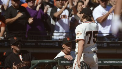 Giants Starters to All Make Postseason Roster
