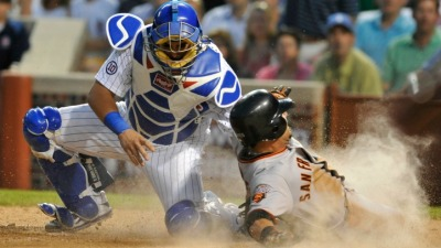 Giants Find Their Offense at Wrigley Field