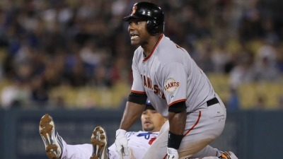 Giants Rout Dodgers 10-0 Saturday
