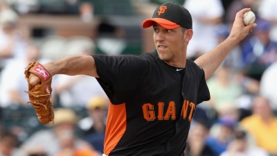 Giants Try to Recover From Rough Start