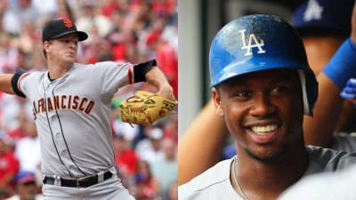 Giants vs. Dodgers: Series Preview