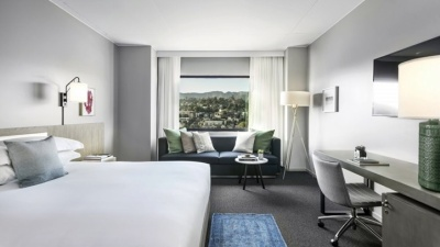 The Kimpton Everly: Dapper New Hollywood Stay