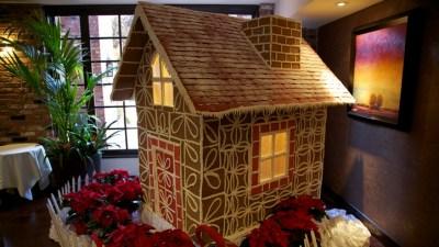 Solvang Sweet: Hotel Corque Gingerbread
