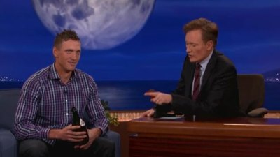 Hunter Pence Appears on 'Conan,' 'Loves Katy Perry'