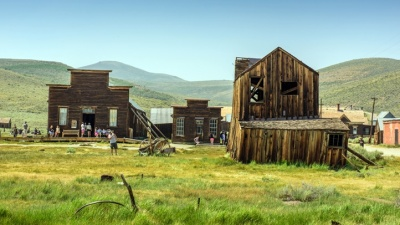 Historical Adventure: Friends of Bodie Day