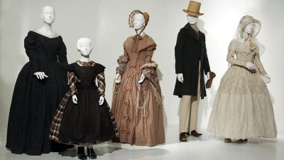 Major Movie Costume Exhibit