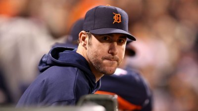 Leyland: Verlander Won't Return Early for Game 4