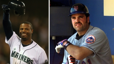 Ken Griffey Jr., Mike Piazza Join Baseball Hall of Fame
