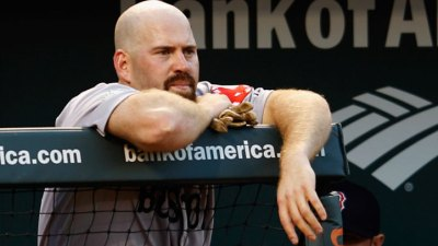 Giants, Dodgers Both Interested in Youkilis: Report