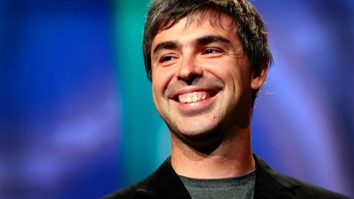 Larry Page Is Google's Dictator